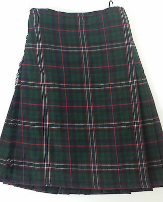 Scottish National 8Yd  Kilt Only Ex Hire £99 A1 Condition Large Stock But Hurry