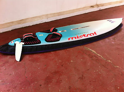 Windsurfing Board-Mistral Screamer In Original Bag...great Condition