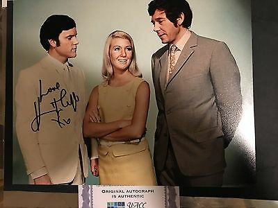 Kenneth Cope hand signed 10x8 photo of the actor