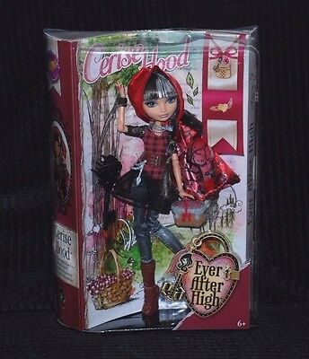 Ever After High - Daughter of Red Riding Hood - Cerise Hood Doll BNIB
