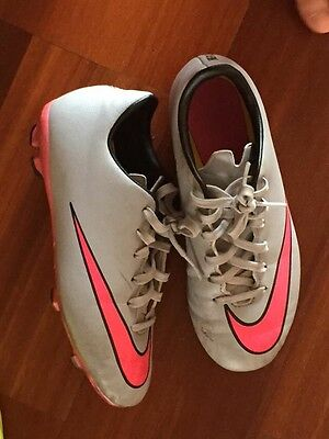 Nike Mercurial Kids Soccer Shoes Size US1