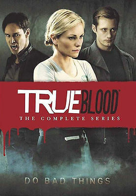 TRUE BLOOD The Complete Series Seasons 1-7 NEW DVD Box Set