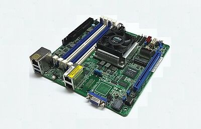 Asrock Server Mainboard D1520D4I mini ITX 4-Core Intel Xeon D 1520 bis 128GB Ram