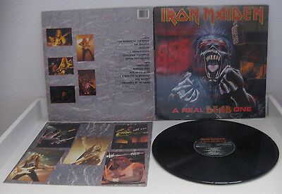 Iron Maiden-A Real Dead One1993