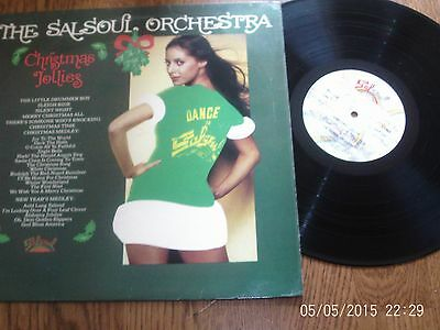 The Salsoul Orchestra - Christmas Jollies - 1978 vinyl lp