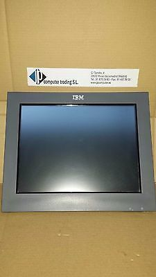Touch Screen Ibm 4820-5Gb Usb  Iron Grey With I/o