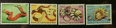 PNG 1979 Traditional Currency  set  MUH c1