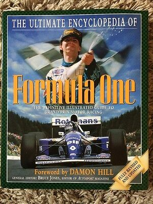 The Ultimate Encyclopaedia Of Formula One