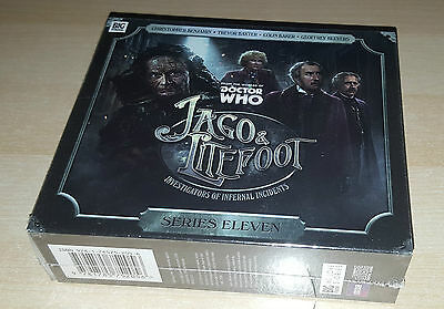 Doctor Who Big Finish Jago & Litefoot Volume 11 Audio CDs - NEW