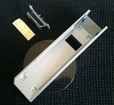 BNIP NEW: Silver Wii Console/Unit Stand/Mount - Never Used & Some Sort Of Clip!