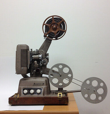 16 mm projector sound