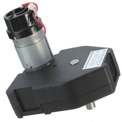 DC12V 172 r/min Geared Motor Slow Speed Car Crank Generator - Available in UK