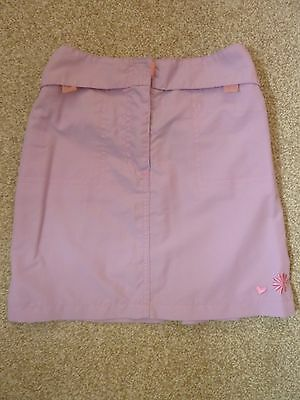 Very lightweight mauve/Pink Skirt Age 5-6 Years
