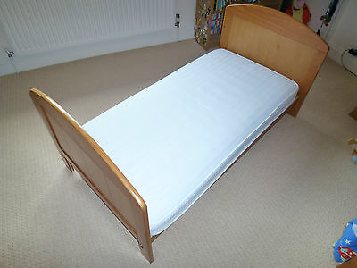Cosatto Lido 3 in 1 Cot bed - Honey Pine (1 of 2)