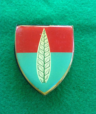 South Africa 10Th Anti Aircraft Regiment Formation Badge
