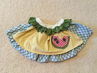 Persnickety 2T Skirt, EUC!