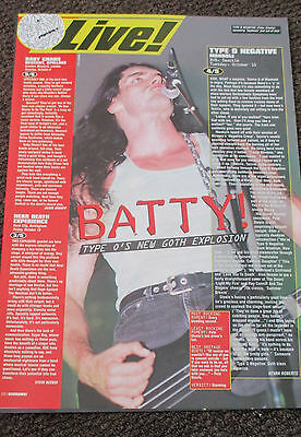 type o negative  clipping