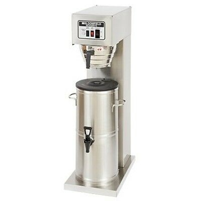 Bloomfield 8748-5G Integrity Automatic Iced Tea Brewer, 5-Gallon, Single, Stainl