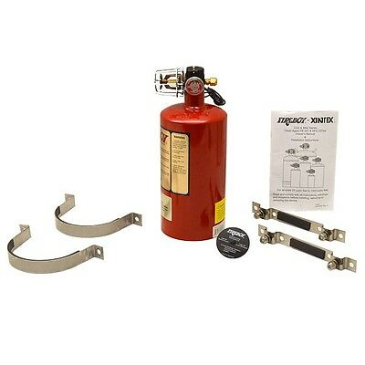 Fireboy CG2 Marine Boat 150 Cubic FT Automatic Fire Extinguisher CG2-150-FE241