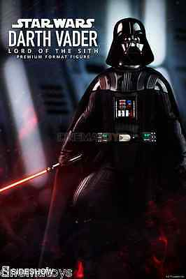 STAR WARS Darth Vader Lord of the Sith Premium Format Figure Sideshow Statue