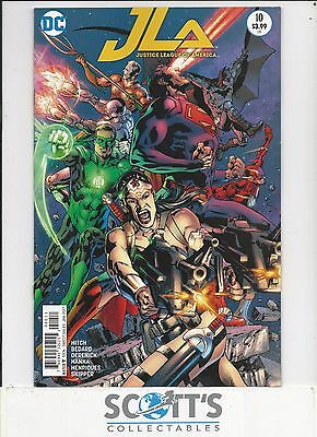 Justice League Of America  #10  New  (Bagged & Boarded) Freepost