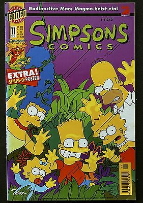 Simpsons Comics Nr. 11 - ohne Extra