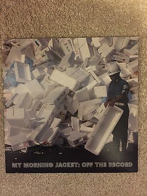 "My Morning Jacket Off The Record 7"" Vinyl"
