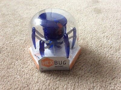 HEXBUG Giant Radio Control Spider with Remote - Blue