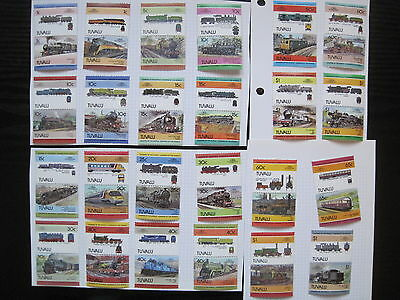 50 grams of Railway and Tramway stamps on and off paper. (K409).
