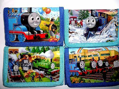 Great THOMAS THE TANK ENGINE  Wallet / Purse  Four To Choose