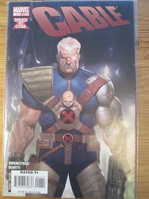 Cable #1 2008 X-Men Divided We Stand Marvel Comics