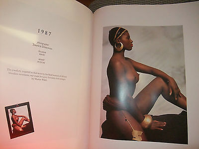 VINTAGE PIRELLI CALENDAR BOOK - 1964 - 1993 - 100 Photographs from first 30 yrs.