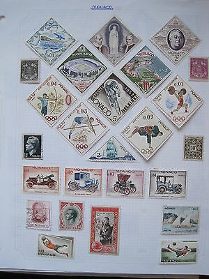 About 60 album pages with European stamps (no GB)(over 2000 stamps)) (P134).
