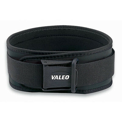 """Valeo 6"""" Competition Classic Weight Lifting Belt"""