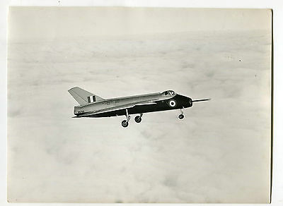 Photograph of Short SB.5 Experimental Research Aircraft WG768  1954