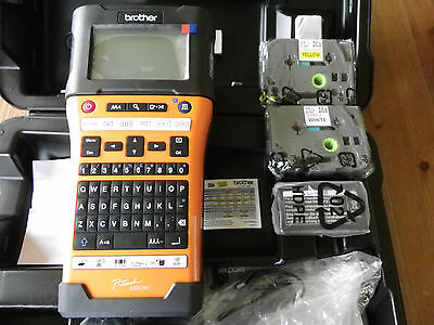 Brother P-Touch E550Wvp Industrial Labelling Machine