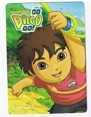 Go Diego Go  - Deck Of Playing Cards & Jokers & Box -  Unused