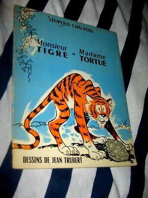 """ Monsieur Tigre & Madame Tortue ""// 1957//"