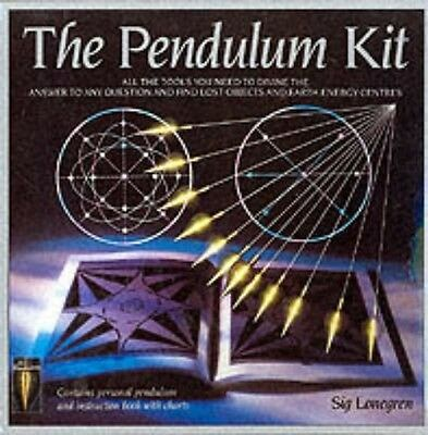 The Pendulum Kit by Sig Lonegren Paperback Book
