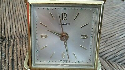 french bayard alarm clock