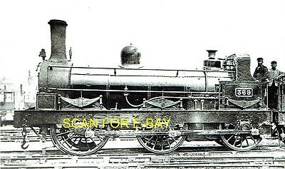 Railway Photo GWR 360 Class 060 No 369 at Unknown Location