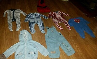 Baby Boys Small Bundle Age 6-9 months by Next, Mothercare, TU & F&F
