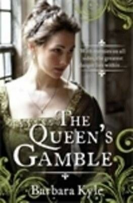 Queen's Gamble by Barbara Kyle Paperback Book