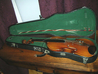 Vintage Post-1949 Canton Skylark Violin As Found.