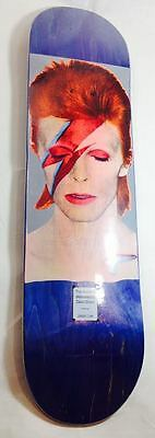 Prime David Bowie Jason Lee Deck-8.0 Blue - Screened Limited Edition Of 400