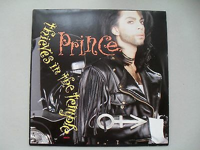 "Rare 12"" Prince-Thieves In The Temple (1990)"