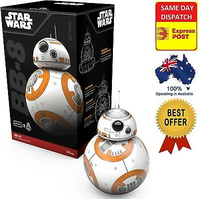 Star Wars Sphero BB-8 App-Enabled Droid Smart Toy For iOS/ Android | BB8 Drone