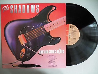 Rare LP The Shadows-Another String Of Hot Hits (1980)