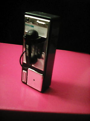 """ACME BELL Telephone Vintage Pay Phone Sound Refrigerator Magnet .""""ring...ring"""""""