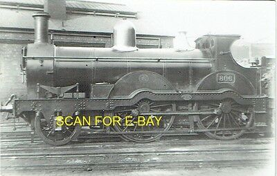 Railway Photo GWR 806 Class 240 No 806 at Unknown Location